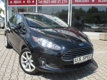 '16 FORD FIESTA SE Automatic 12,600 miles in Spangdahlem, Germany