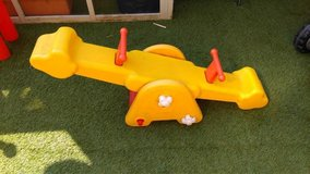 seesaw in Lakenheath, UK