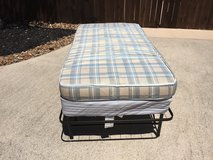 Folding Bed in Fort Sam Houston, Texas