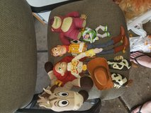 Toy story lot in Plainfield, Illinois