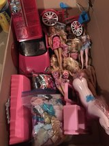 Barbie dolls and misc. in Bolingbrook, Illinois