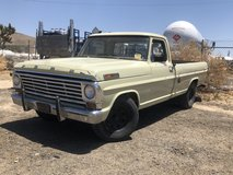 1970 Ford F250 in Yucca Valley, California