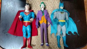15'' VINTAGE 1988 DC COMICS FIGURES in Toms River, New Jersey