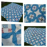 Hand Stitched Quilt Top*Lot 4 of 5 in Orland Park, Illinois