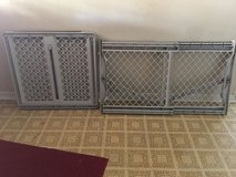 2 Baby / Pet Gates in Conroe, Texas