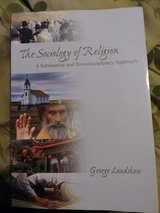 The Sociology of Religion George Lundskow Textbook in Alamogordo, New Mexico