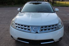 2007 Nissan Murano SL - Backup Camera in CyFair, Texas