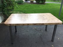 kitchen or craft table in Plainfield, Illinois