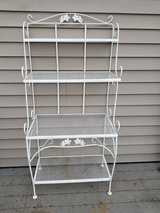 Wrought iron outdoor/indoor bakers rack in Clarksville, Tennessee