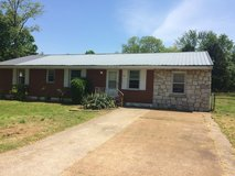 3 Bedroom, 1 & 1/2 Bath, Large Fenced Yard, Large Utlility Rm, Central Heat and Air, Stove, Frig... in Clarksville, Tennessee