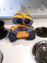 Med size wall-e plush in Plainfield, Illinois