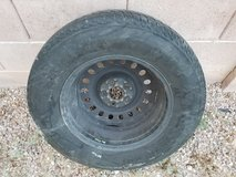 Spare Tire and Metal Wheel for Ford Windstar  205-70-R15 in Las Vegas, Nevada
