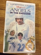 Angels in the End Zone in Sandwich, Illinois