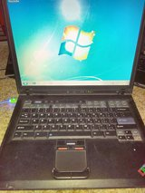 2 Older laptops in Fort Bliss, Texas
