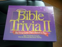 cadaco bible trivia game  new sealed box in Plainfield, Illinois