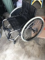A4 titanium wheel chair in San Ysidro, California