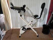 FitDesk 2.0 Exercise Bike with Massage Bar in Tinker AFB, Oklahoma