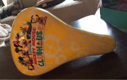 Mickey Mouse Clubhouse Bike Seat in Joliet, Illinois