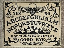 OUIJA Board DECORATIVE wall hanging in Camp Pendleton, California