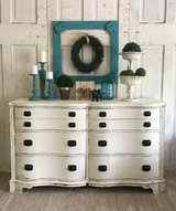 Vintage Dresser- Cream in Kingwood, Texas