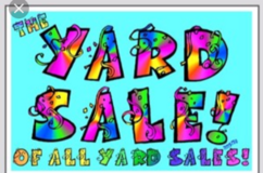 Huge Yard Sale in Fort Knox, Kentucky