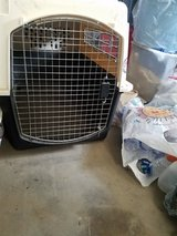 Large dog kennel in 29 Palms, California
