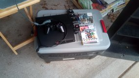 PS3 with controller and Games in Belleville, Illinois