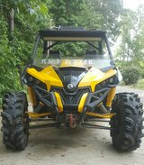 2014 Canam Xmr 1000 in Leesville, Louisiana