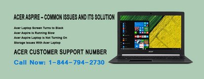 Acer Customer Service Number in Aiken, South Carolina