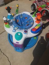Baby activity center in 29 Palms, California