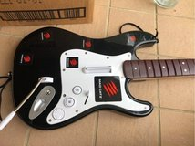 *Rock Band 4 Wireless Fender Stratocaster Guitar Controller for Xbox One - Black in Okinawa, Japan