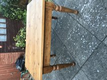 Solid pine table and 6 chairs in Lakenheath, UK