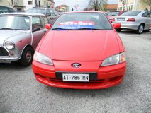 TOYOTA PASEO - ONE OWNER - Cars&Cars Military Sales Vicenza by Chapel gate on the left in Vicenza, Italy