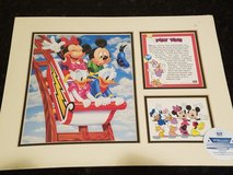 "Disney ""Play Time"" Lithograph Print in Sandwich, Illinois"
