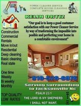 HOUSE CLEANING ?? in Camp Lejeune, North Carolina