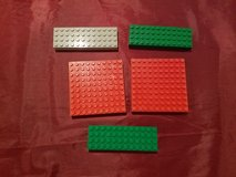 5 Lego Bricks 10x10 and 4x12 Group 20 in Sandwich, Illinois