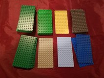 28 Lego 8x16 Plates Group 3 in Sandwich, Illinois