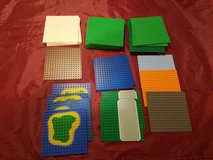 30 Lego 16x16 Plates Group 2 in Sandwich, Illinois
