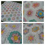 Hand Stitched Quilt Top*Lot 5 of 5 in Naperville, Illinois
