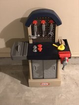 kids toy work bench in Tinker AFB, Oklahoma