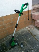 Electric string trimmer/weed whacker (220V) in Ramstein, Germany