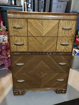 Vintage dresser in Schaumburg, Illinois