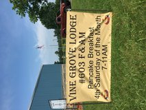 Vine Grove Pancake Breakfast in Fort Knox, Kentucky