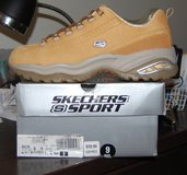 Skechers Sport Size 9 Shoes new in box, never worn in Plainfield, Illinois