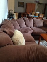 3 piece corner couch set in Ramstein, Germany