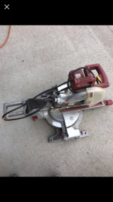 Compound miter saw in Fort Campbell, Kentucky
