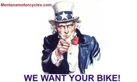 motorcycles wanted in Ramstein, Germany