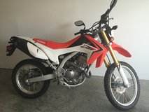 Honda CRF 250L in Fort Lee, Virginia