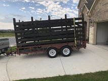 14 ft trailer in Lackland AFB, Texas
