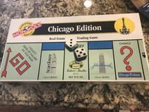 Chicago edition Monopoly game in Naperville, Illinois